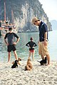 Puppies on Halong Bay (5679392310).jpg