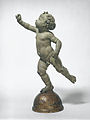Putto Poised on a Globe, probably 1480.jpg