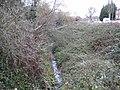 Pymme's Brook in New Barnet - geograph.org.uk - 2193093.jpg