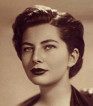 Soraya Esfandiary-Bakhtiari - Image: Queen Shabanu Soraya Esfandiary Bakhtiari, Tehran 1953