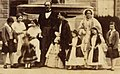 Queen Victoria with her family.jpg