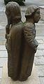 Quimper 27 Statue géminée et saint jean et saint Quéau saint Pierre.jpg