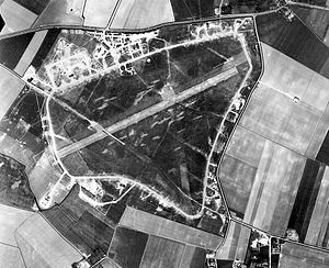 RAF Bottisham - Image: RAF Bottisham 19 April 1944 Airfield