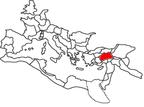 Kapadocja - Uçhisar - Turcja