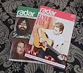 RGU Radar Magazine - 2014 editions.JPG
