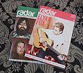 RGU Radar Magazine - 2014 editions.JPG