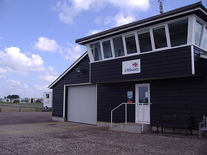 Southwold Lifeboat Station - Image: RNLI lifeboat Station, Southwold 14th June 2009 (1)