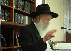 Yitzchak Ginsburgh - Image: Rabi ginsburg 02
