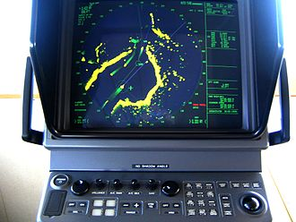 Navigation - Radar ranges and bearings can be very useful navigation.