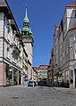 Radnická street, south part, Brno.jpg
