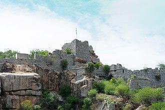 Raichur Fort - Image: Raichur Fort 1