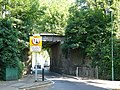Railway Bridge, Demesne Road, Carshalton - geograph.org.uk - 1386150.jpg
