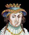 Rainha D. Matilde - Rei D. Afonso III.jpg