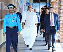 Rajnath in Nepal