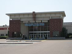 Raleigh Memphis TN 07 Raleigh Springs Mall TN14 Austin Peay Hwy.jpg