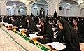 Ramadan 1439 AH, Qur'an reading at Grand Musalla of Ardabil - 23 May 2018 07.jpg