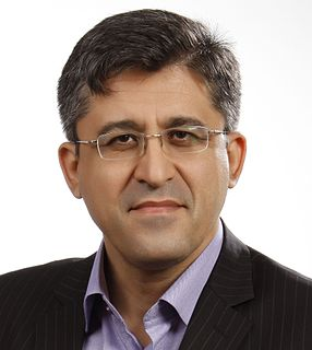 Ramin Nourqolipour Iranian politician