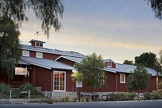 Architectural Resources Group - Rancho Los Alamitos
