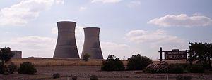 Rancho Seco Nuclear Generating Station - Image: Rancho Seco Park