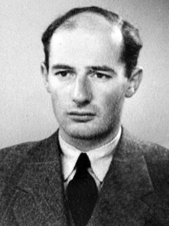 Raoul Wallenberg - Passport photo from June 1944