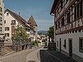 Rapperswil-Jona, Brenyhaus = Stadtmuseum in straatzicht KGS8237 foto4 2014-07-19 14.23.jpg