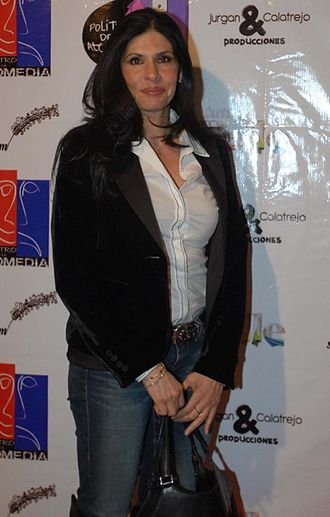 21st TVyNovelas Awards - Raquel Garza, Winner for Comedian Actress Revelation