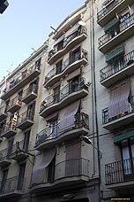 Casa Carles Martí, Barcelona (1912)