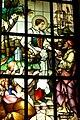 Rattenberg Pfarrkirche - Notburga-Kapelle Glasfenster 2.jpg