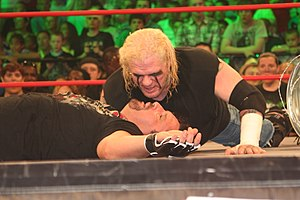 Raven (wrestler) - Raven's feud with Tommy Dreamer was a major storyline in ECW