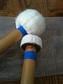 Re-felting Timpani Sticks.jpg