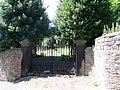 Rectory Gates, High Bradfield - geograph.org.uk - 1630669.jpg