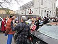 Red Bean Parade in lower Faubourg Marigny, New Orleans Carnival 28.jpg