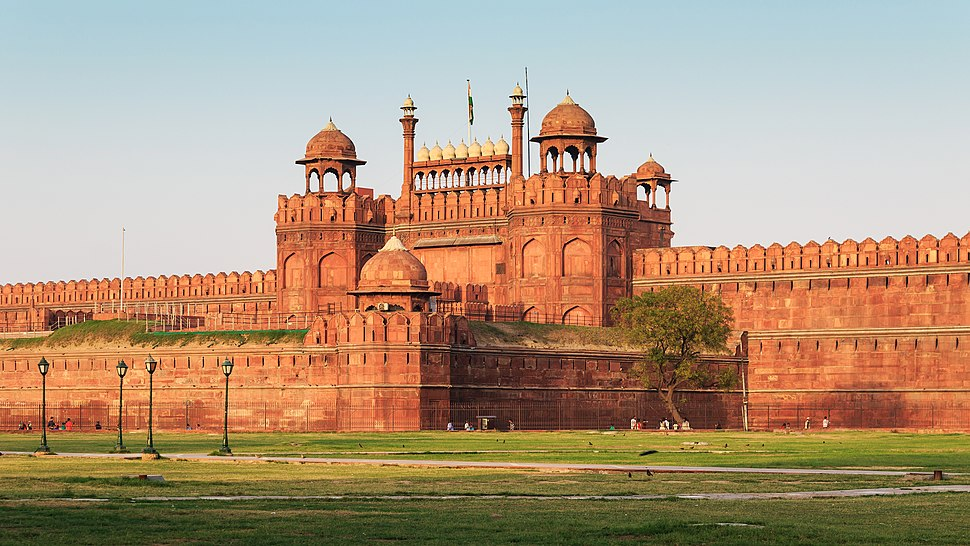 Red Fort in Delhi 03-2016 img3