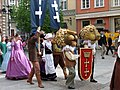 Reenactment of the entry of Casimir IV Jagiellon to Gdańsk during III World Gdańsk Reunion - 076.jpg