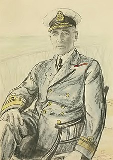 Reginald Tyrwhitt Royal Navy admiral of the fleet