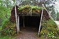 Reindeer shelter, Siida Museum, Inari, Finland (1) (36546020181).jpg