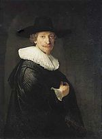 Rembrandt - Portrait of a man in a doorway.jpg