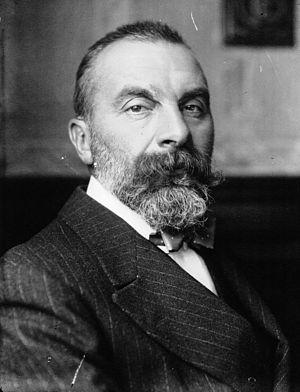 René de Knyff - René de Knyff in 1912