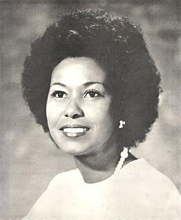 Rep. Yvonne Burke