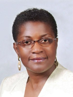 "Hazelle P. Rogers - Image: Representative Hazelle P. ""Hazel"" Rogers"
