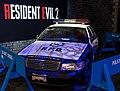 Resident Evil 2 police car at E3 2018.jpg