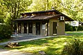 Restrooms and showers at Alfred A. Loeb State Park.jpg