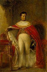 Portrait of King John VI (1821)
