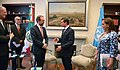 Reunión en la Residencia Oficial de Los Pinos con el Sr. Zeid Ra'ad Al Hussein, Alto Comisionado de las Naciones Unidas para los Derechos Humanos. (21839921429).jpg