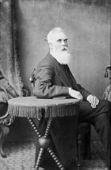 Revd David Rowlands (Dewi Mon, 1836-1907) (1867)