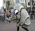 Rhino - London Marathon 2011 (5630708652).jpg
