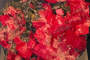 Sweet Home Mine -  Sweet Home Rhodochrosite,   Royal Ontario Museum