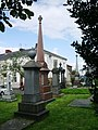 Rhyddings Methodist Church, Oswaldtwistle, Graveyard - geograph.org.uk - 610481.jpg