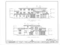 Richard Alsop House, Middletown, Middlesex County, CT HABS CONN,4-MIDTO,3- (sheet 2 of 7).png