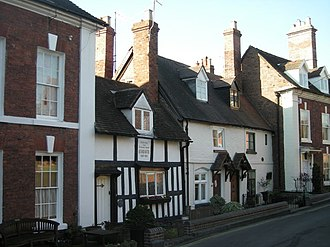 Richard Baxter - Richard Baxter's house in Bridgnorth